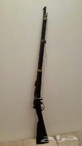 بندقيه مرت بحاله ممتازه عمرها فوق 100 سنه