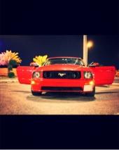 فورد موستينج GT