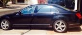 مرسيدس بنز S 350 L نظيف موديل 2011