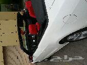 موستنق 2013 كشف اللون ابيض عداد 73000 داخليه أحمر نظيفة جداا