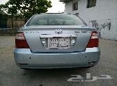 كورولا موديل 2006 بحالة ممتازة انباعت السيارة
