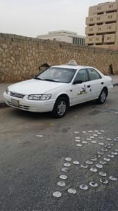 كامري تاكسي ليموزين نظيفة