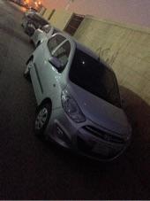 هونداي i10 موديل 2013