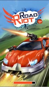 تهكير لعبة Road Riot عن بعد لكل الأجهزة