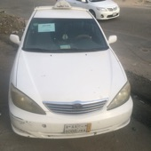 تويوتا كامري أجرة  2004 للبيع في مكة