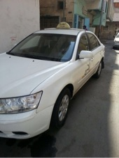 سوناتا 2009 تاكسي