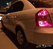 السلام عليكم هونداي اكسنت 2010  السيارة الحمد الله ما تشكي من شئ صورة فحص السيارة موجودة بصور