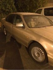 للبيع سيارة مكسيما موديل 1998 اعلا سوم