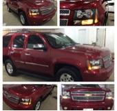 شفروليه تاهو 2012 Chevrolet Tahoe 2012
