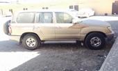 جي أكس خليجي 2007 اللون ذهبي