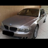 BMW 750Li نظيفه جدا في حالة الوكالة