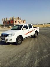 للبيع هايلوكس(( دبل قير تماتك )) مديل 2012 سعوديه عبد اللطيف جميل فل كامل