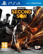 infamous second son شريط بلايستيشن 4