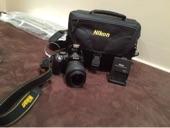 للبيع كاميرا احترافية Nikon D3100