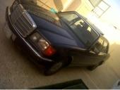 مرسيدس se300 موديل 1990 للبيع ب 5 الاف