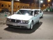 سيارة بي ام 745