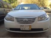 للبيع هونداي( النترا ) 2010 تاكسي
