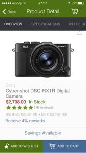 كاميرا احترافية فل فريم 35mm
