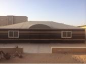 خيمة للبيع 7 امتار في 11 متر