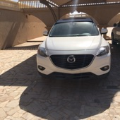 للبيع مازدا CX9 2013 لؤلؤي فل كامل نظيف جدا