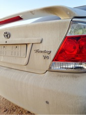 كامري تورنق 2005 V6