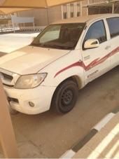 هايلكس 2011 الرياض