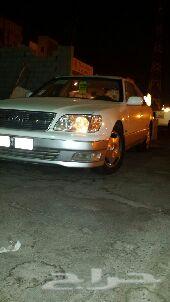 لكزس Ls400 للبيع موديل 1998