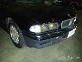 بي إم دبليو BMW 97 حجم 735 آي أسود مالك واحد السعر 16 ألف