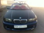 للبيع BMW 325ci كشف M-Tech نظيف جدا  (لوحه مميزة)