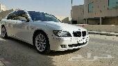 أبو شهد . . . BMW 2008 730 لارج مستخدم واحد من الوكاله