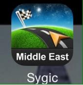 برنامج الملاحة sygic سايجك gps للخرائط