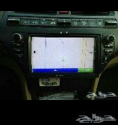 شاشة DVD للهوندا أكورد من موديل 2008 حتي 2012  r