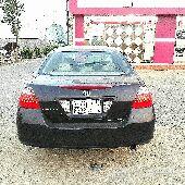 اكورد2007 اسود نظيف