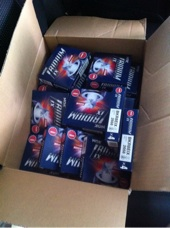 للبيع بواجي اريديوم مقاس 8 باردة من الشركة الام باليابان ngk