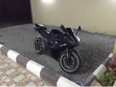 دراجة نارية ياماها 2009