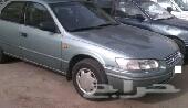 سيارة كامري موديل 2000 مع الصور التفاصيل بالاعلان