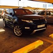 Rang Rover Evouq 2012 رنج ايفوك