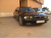 للبيع سيارة BMW 740 li موديل 95 فل كامل