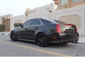 للبيع كدلك cts-v black diamond edition 2012