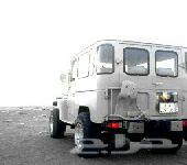 للبيع جيب تويوتا مقفص موديل 1982