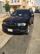 BMW X5 2003 4.4i