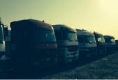 12 شاحنة مرسديدس اكتروس