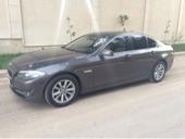 للبيع BMW 520i موديل 2012 نظيفة جدا