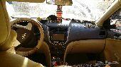 سياره هونداي اكسنت 2012 نظيفه للبيع