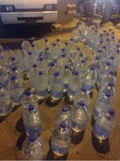 ماء زمزم من المصنع يوميا