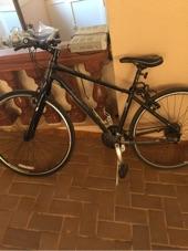 دراجه هوائيه (سيكل) النوع trek هجين
