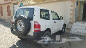 للبيع او البدل جيب ربع باجيرو 2006