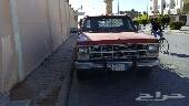 للبيع سيارة تراثية جمس احمر