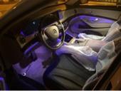حجز مرسيدس مقاس ٤   جديد جفالي للبيع السياره متواجده حاليا الرياض