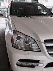 مرسيدس GL 500 2012